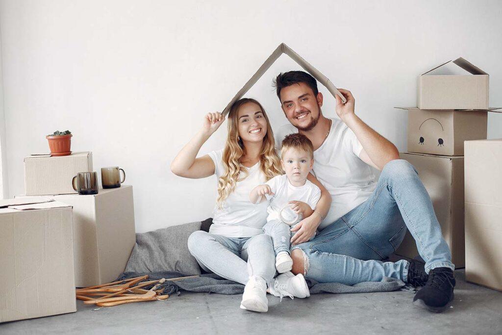 Otthonfelújítási támogatás családoknak